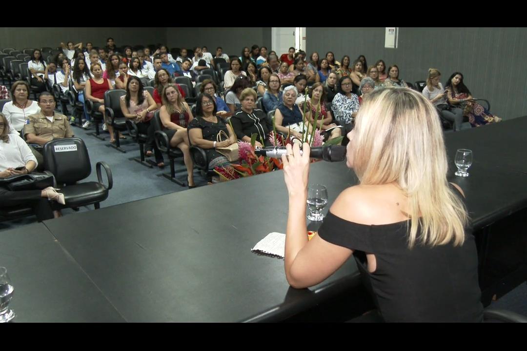 Esmal promove evento em homenagem às mulheres